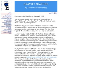 Gravity Machine