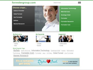The Forrester Group