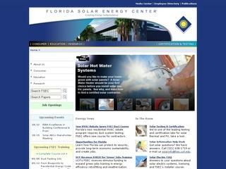 Florida Solar Energy Center