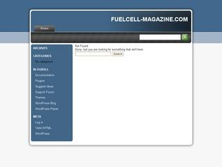 Fuel Cell Magazine and Conference