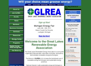 Great Lakes Renewable Energy Association