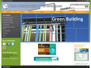 Santa Monica Green Building Program