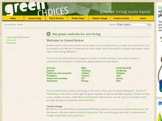 GreenChoices