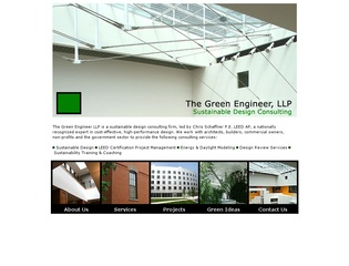 The Green Engineer