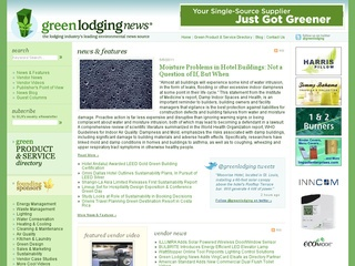 Green Lodging News