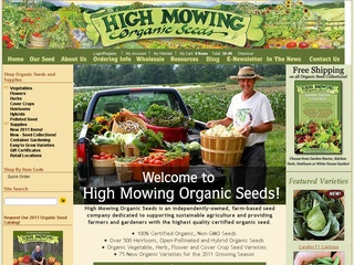 Highmowing Organic Seeds