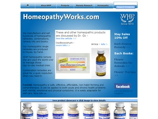 Homeopathy Works