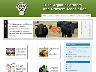 Irish Organic Farmers & Growers Association