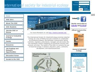 Industrial Ecology Dissertation Database