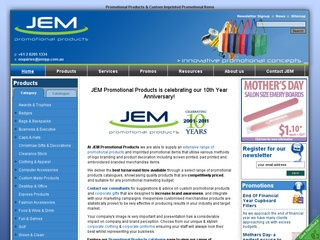 JEM Promotional Products & Promotional Gifts