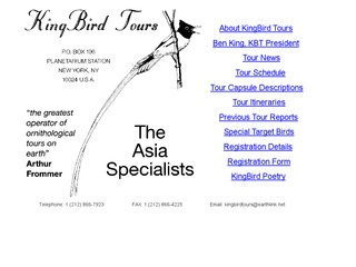 KingBird Tours