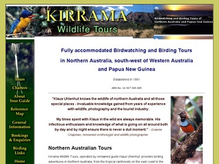 Kirrama  Wildlife Tours