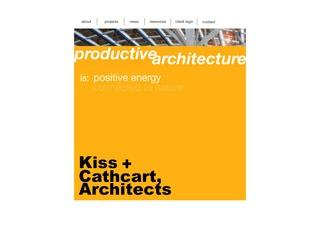 Kiss + Cathcart, Architects