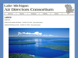Lake Michigan Air Directors Consortium