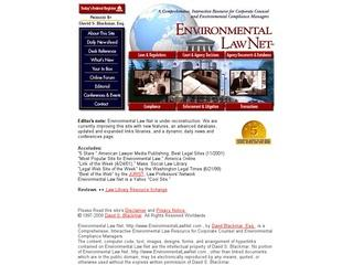 Environmental Law Net