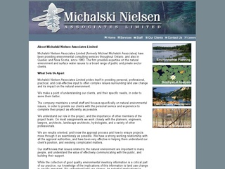 Michalski Nielsen Associates Limited