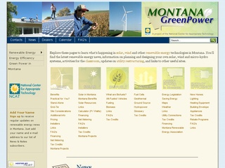 Montana Green Power