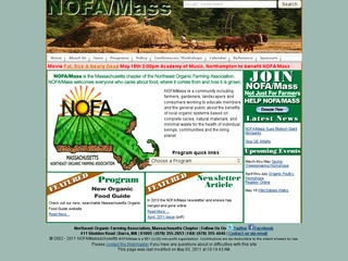 Northeast Organic Farming Association of Massachusetts