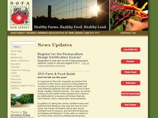 Northeast Organic Farming Association of New Jersey