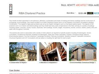 Paul Hewitt Architect