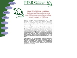 PIERS Environmental Services, Inc.