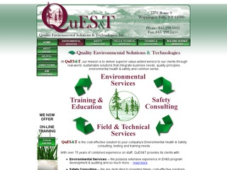 Quality Environmental Solutions & Technologies, Inc