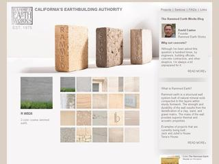 Rammed Earth Works