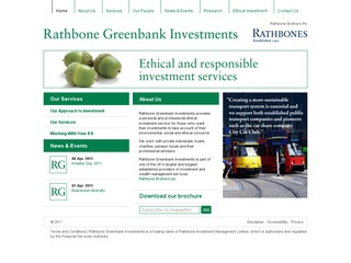 Rathbone Greenbank Investments