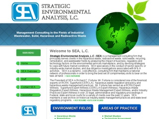 Strategic Environmental Analysis, LLC