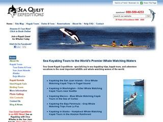 Sea Quest Expeditions