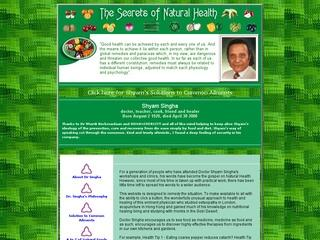 Secrets of Natural Health