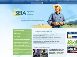 Solar Energy Industries Association - SEIA