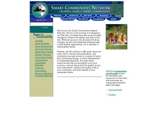 Smart Communities Network
