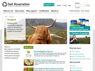 Soil Association of Scotland
