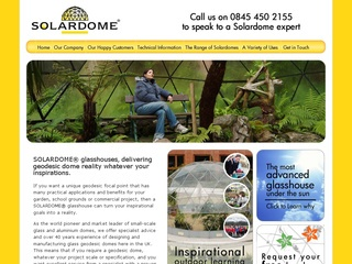 Solardome Industries Ltd