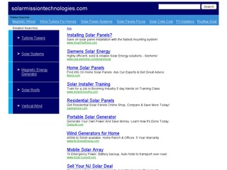 SolarMission Technologies, Inc.
