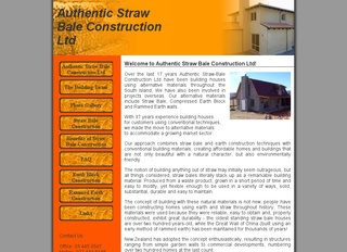 Authentic Straw Bale Construction Ltd
