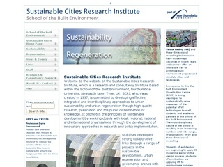 Sustainable Cities Research Institute