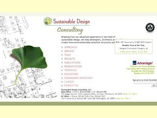 Sustainable Design Consulting