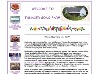 Tanager Song Farm
