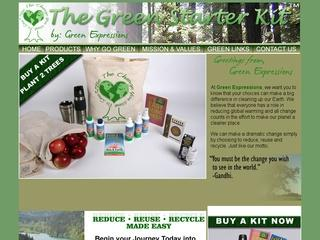 The Green Starter Kit by Green Expressions