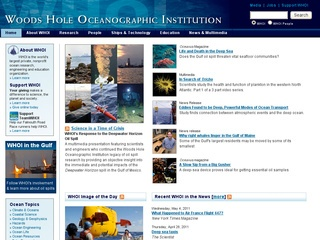 Ocean and Climate Change Institute (OCCI)