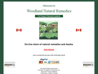 Woodland Natural Remedies